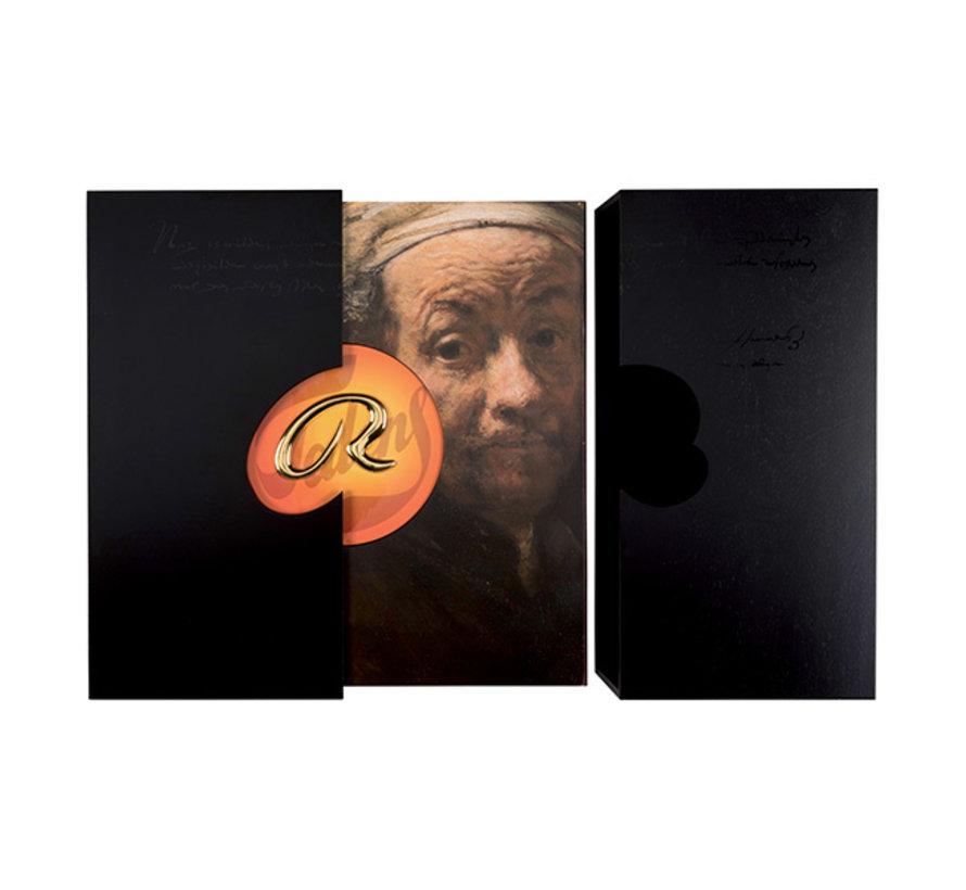 Rembrandt olieverf kist 120 jaar Rembrandt gelimiteerde editie