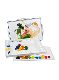AMI Palettenbox acrylverf model 2