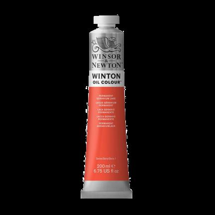 Winsor & Newton Winton olieverf 200ml