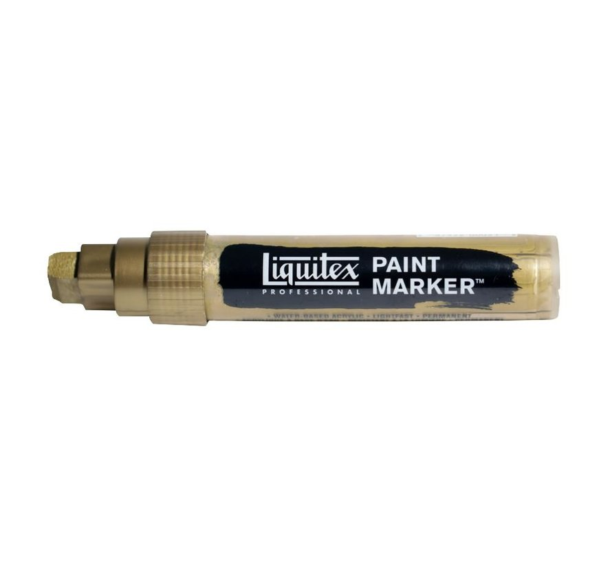 Liquitex acrylverf marker 8-15mm Irid Antique Gold
