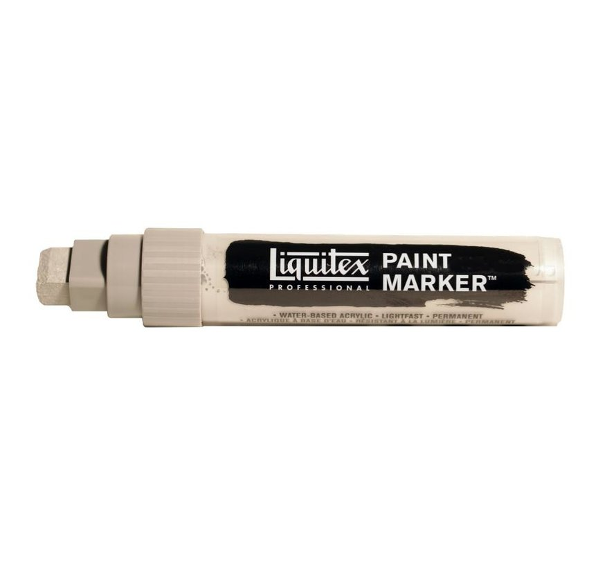 Liquitex acrylverf marker 8-15mm Neutral Gray 7