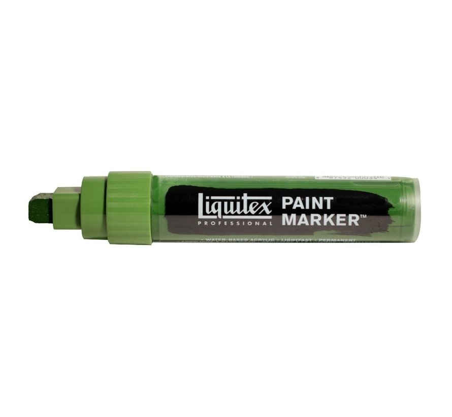 Liquitex acrylverf marker 8-15mm Hookers Green