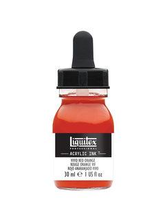 Liquitex Ink! acrylinkt 30ml Vivid Red Orange
