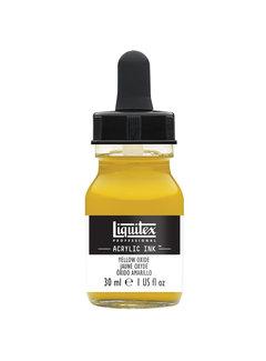 Liquitex Ink! acrylinkt 30ml Yellow Oxide
