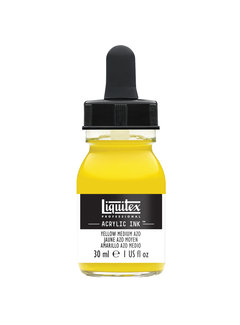 Liquitex Ink! acrylinkt 30ml Yellow Medium Azo