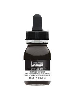Liquitex Ink! acrylinkt 30ml Transparent Raw Umber