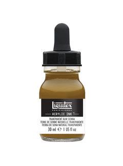 Liquitex Ink! acrylinkt 30ml Transparent Raw Sienna