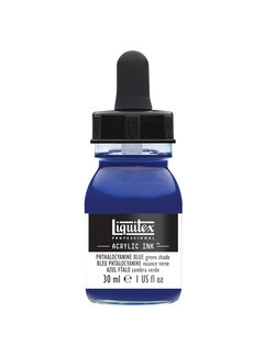 Liquitex Ink! acrylinkt 30ml Phthalo Blue (Green shade)