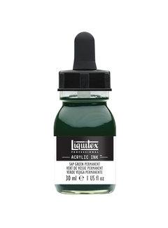 Liquitex Ink! acrylinkt 30ml Sap Green Permanent