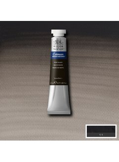 Winsor & Newton Cotman aquarelverf 21ml Ivory Black