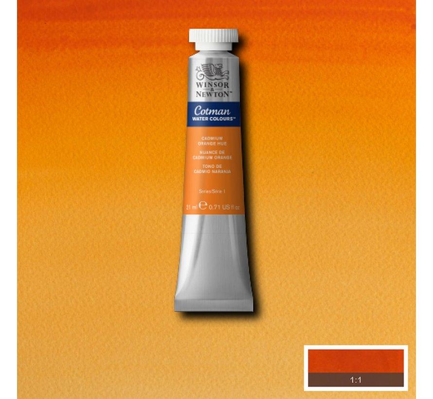 Cotman aquarelverf 21ml Cadmium Orange Hue