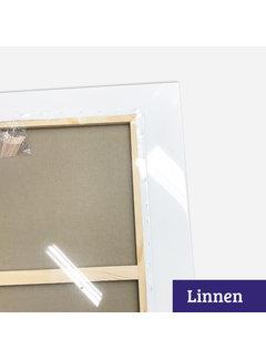 Regenboog huismerk Schildersdoek aanbieding Linnen glad 130x160 x 2