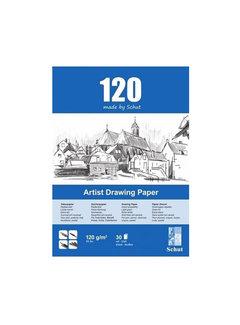 Schut Schut Artist Drawing Paper 120gr A4