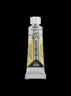 Rembrandt Aquarelverf 10 ml Transparant Titaanwit 112