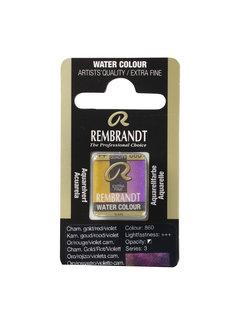 Rembrandt Aquarelverf Napje Kameleon Goud Rood Violet 860