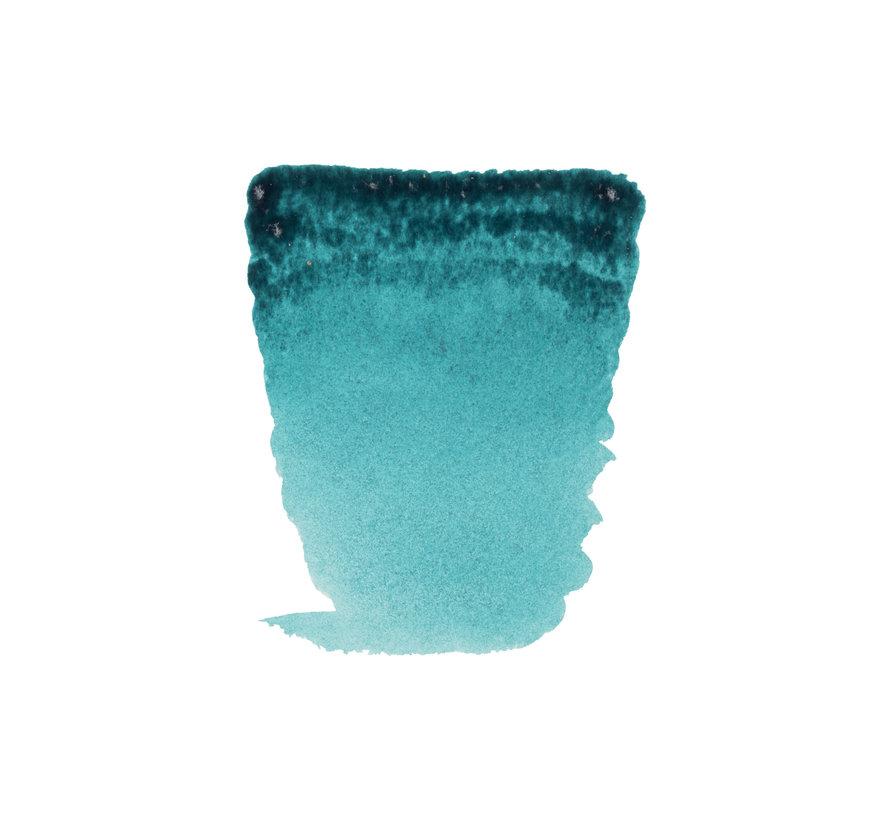 Aquarelverf Napje Blauwgroen 640