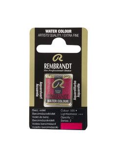 Rembrandt Aquarelverf Napje Benzimidazoolviolet 595