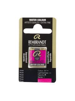 Rembrandt Aquarelverf Napje Roze 357