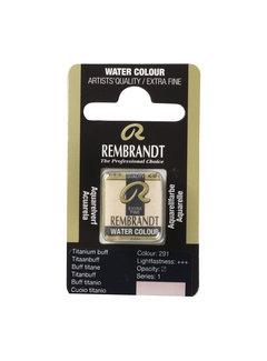 Rembrandt Aquarelverf Napje Titaanbuff 291