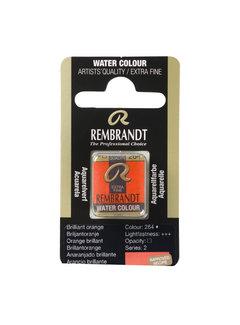 Rembrandt Aquarelverf Napje Briljantoranje 264