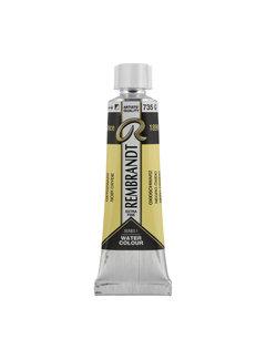Rembrandt Aquarelverf 10 ml Oxydzwart 735