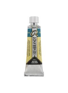 Rembrandt Aquarelverf 10 ml Ceruleumblauw Donker 550
