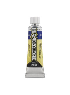 Rembrandt Aquarelverf 10 ml Ultramarijn Donker 506