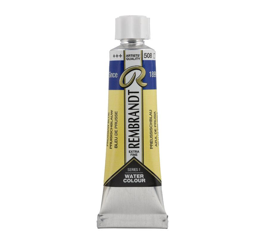 Aquarelverf 10 ml Pruisischblauw 508