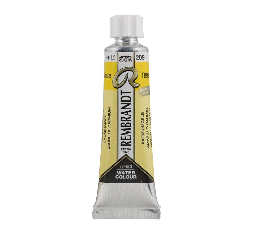 Aquarelverf 10 ml Cadmiumgeel 209
