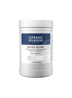 Lefranc & Bourgeois Witte gesso pot 1 liter
