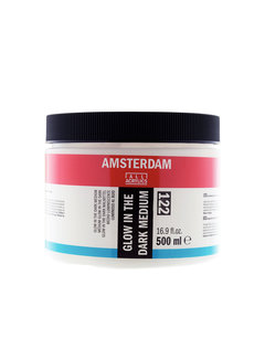 Amsterdam Glow In The Dark medium pot 122