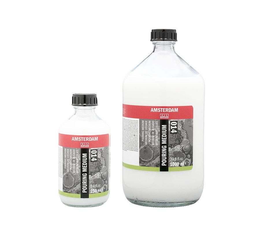 Pouring medium 014 Fles