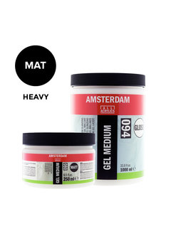 Amsterdam Heavy gel medium Mat pot 020