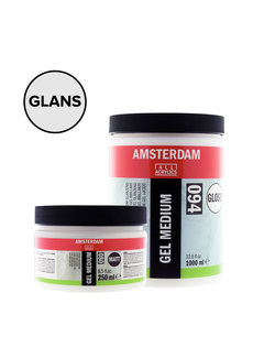 Amsterdam Gel medium Glanzend pot 094