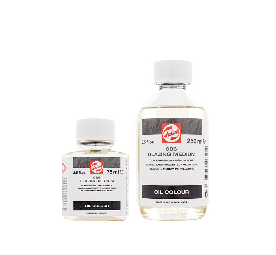 Glaceermedium fles 086