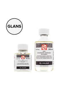 Royal Talens Damar (slot)vernis Glanzend fles 081