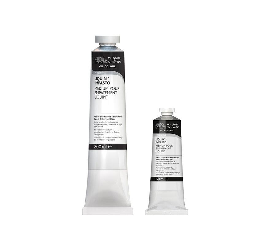 Liquin Impasto medium tube