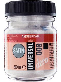 Amsterdam Universal Satin Fles 50 ml Zilver 800