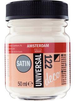 Amsterdam Universal Satin Fles 50 ml Gebroken Wit 122