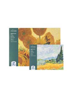Van Gogh The National Gallery Aquarelblok 300gr 12 vellen