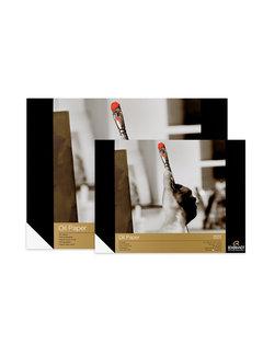 Rembrandt Olieverfpapier blok 300gr 10 vellen