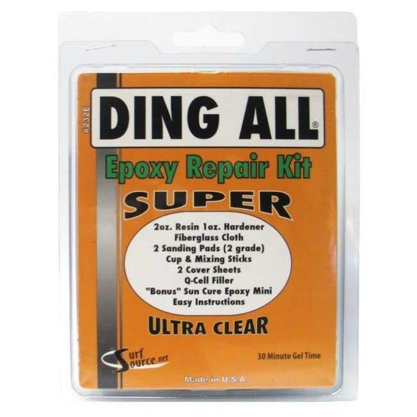 Ding All Epoxy Super Repair Kit