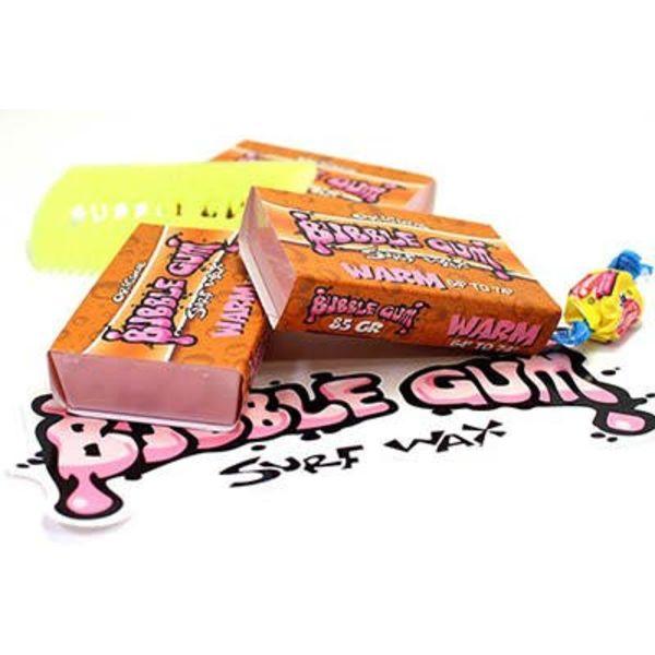 Bubble Gum Warm Wax