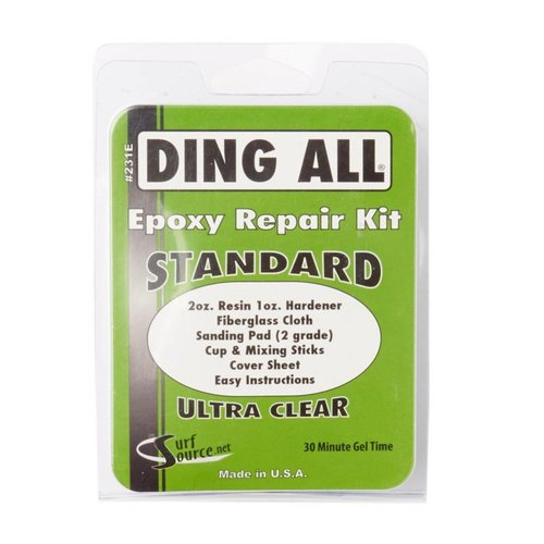 Ding All Ding All Epoxy Repair Kit