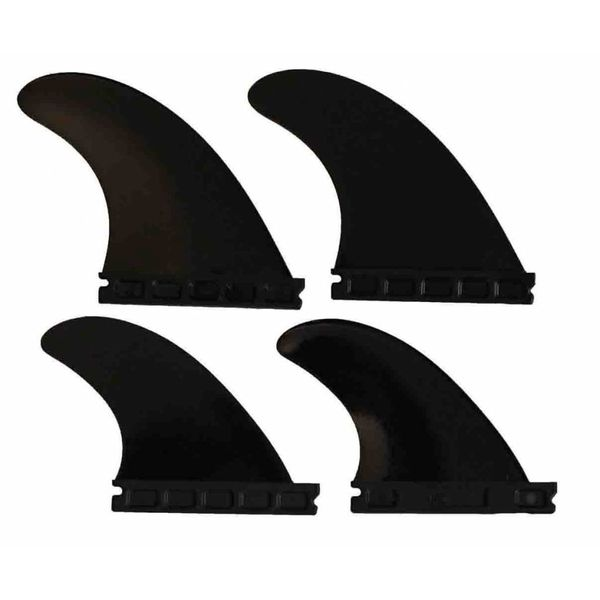 Eurofins Single Tab Compatible Quad Fins