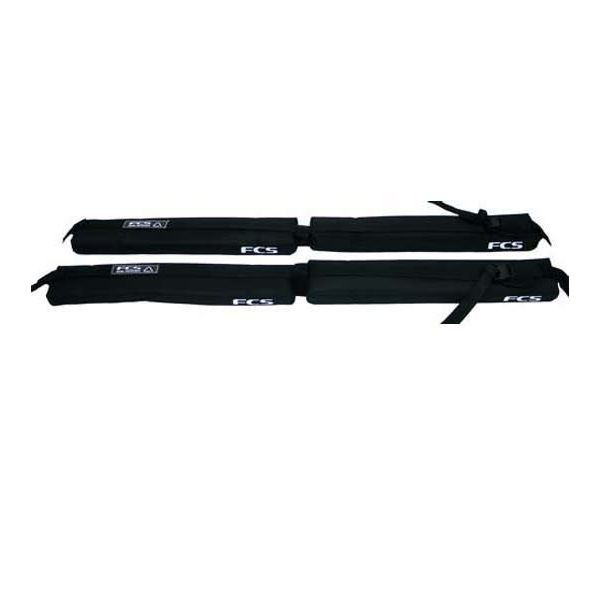 FCS Double Soft Racks With Cam Lock