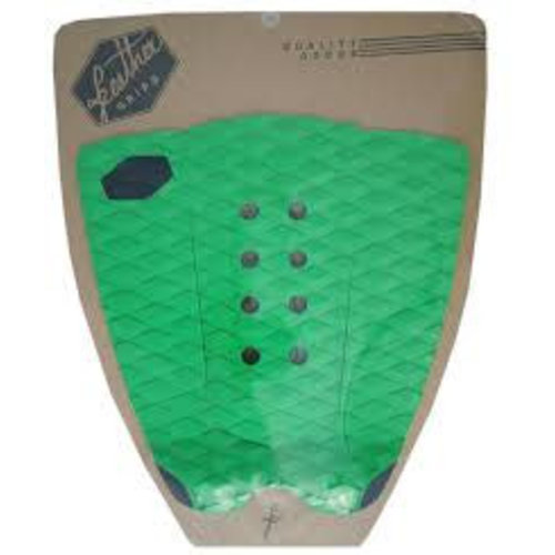 Feather Fins Feather Fins Tailpad Green