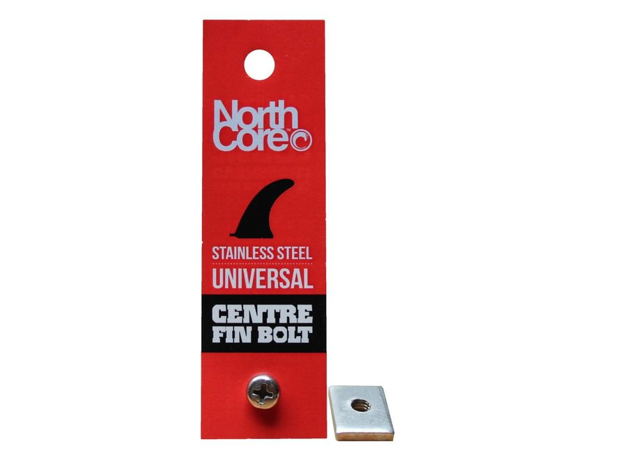 Northcore Centre Fin Bolt Longboard Screw