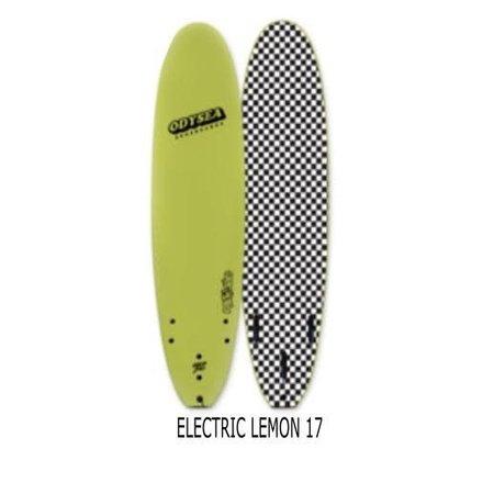 Catch Surfboards Catch Odysea 8'0'' Electric Lemon