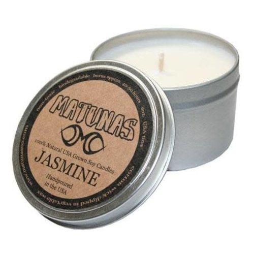 Matunas Matunas Wax Jasmine candle